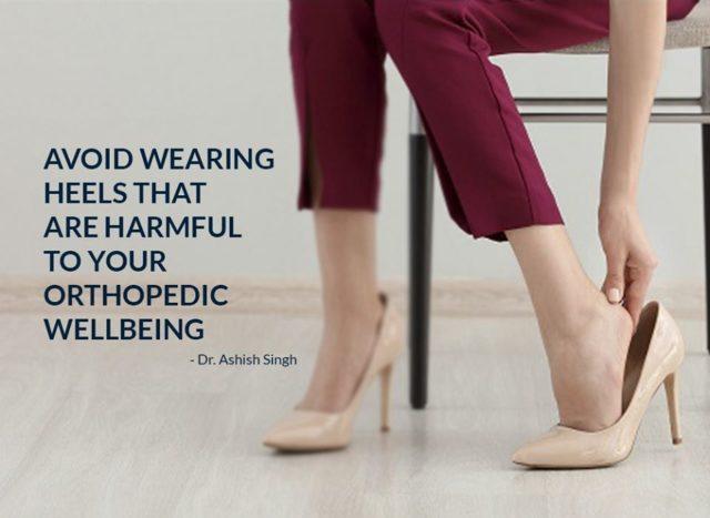 Heels are Harmful